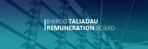 Logo Bwrdd Taliadau