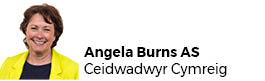 Angela Burns AC