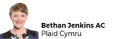 Bethan Jenkins AC