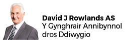 David J Rowlands AC