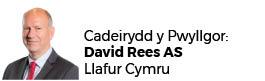 David Rees AC (Cadeirydd)