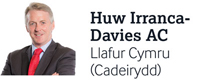 Huw Irranca-Davies AC (Cadeirydd)