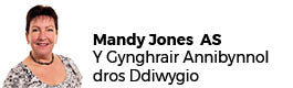 Mandy Jones AC