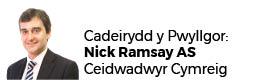 Nick Ramsay AC